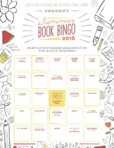 #BookBingoNW2016